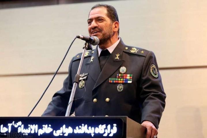 ایران در حوزه تجهیزات دفاع هوایی به خودکفایی رسیده است