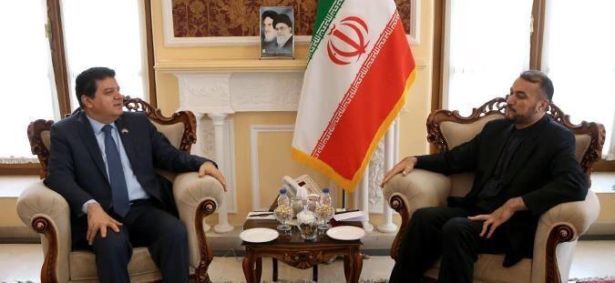 موضع گیری ایران در قبال تحریم های آمریکا بیانگر ثبات و اقتدار است