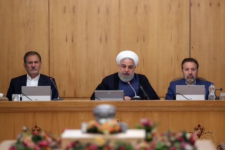 روحانی: کاهش تعهدات ایران در پایان ۶۰ روز دوم آغاز میشود