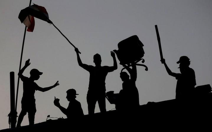 آشوبگران درپی تعمیق و گسترش بحران عراق هستند