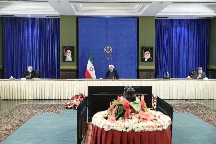 روحانی: پروتکلهای محرم هفته بعد ابلاغ میشود/ بیانات رهبر انقلاب فصل الخطاب است