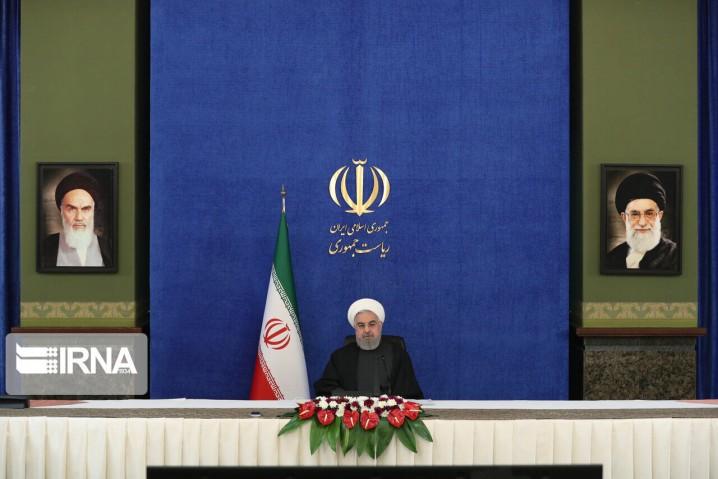 روحانی: پایان دولت ترامپ نشان داد قلدرمابی عاقبت خوشی ندارد