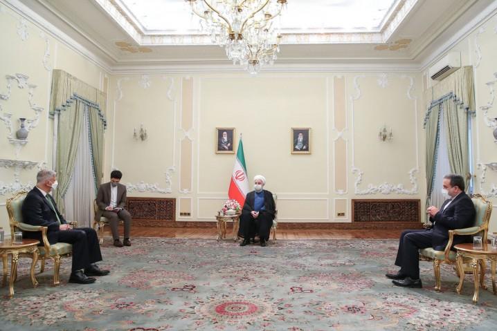 روحانی: اراده ایران همواره توسعه روابط با کشورهای آمریکای لاتین است