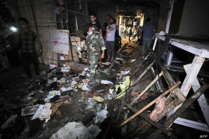 رمزگشایی از سه انفجار بغداد در سه ماه