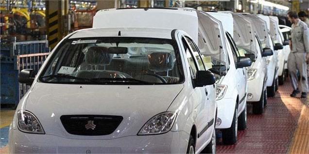 قیمت روز انواع خودروهای داخلی در بازار