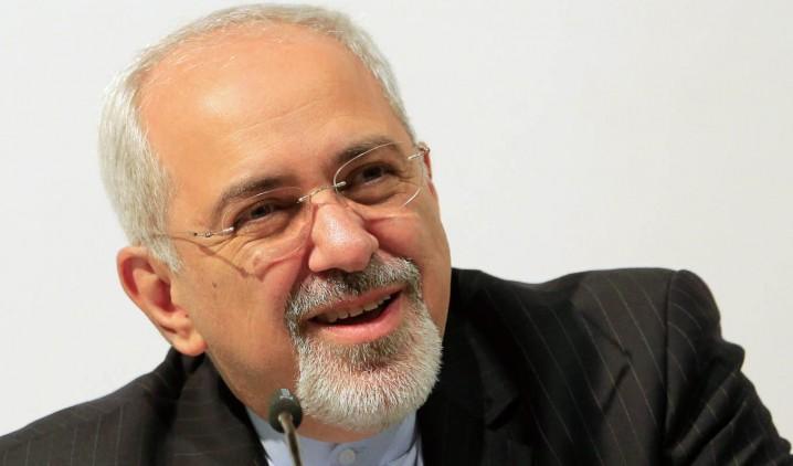 ظریف به نشست موگرینی و وزیران سه کشور اروپایی پیوست