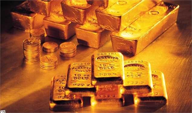 کاهش قیمت طلا کاهش در بازارهای جهانی