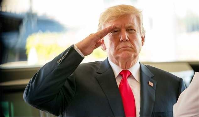 دفاع ترامپ از موقعیت آمریکا در جنگ تجاری با چین