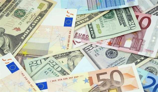 قیمت دلار و یورو در صرافی ملی امروز ۱۳۹۸/۰۸/۱۶