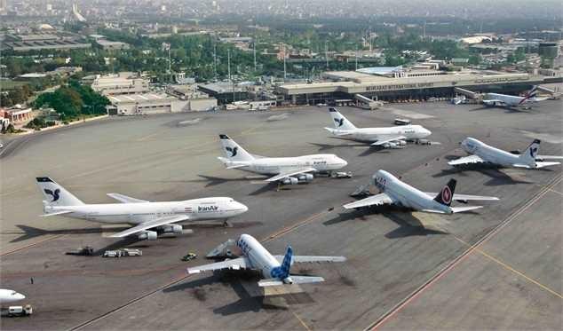 تداوم انجام پروازهای اروپایی ایران ایر
