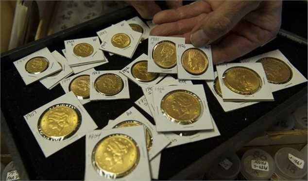 سکه باز هم عقب نشست/ طلا گرمی ۴۸۵ هزار تومان