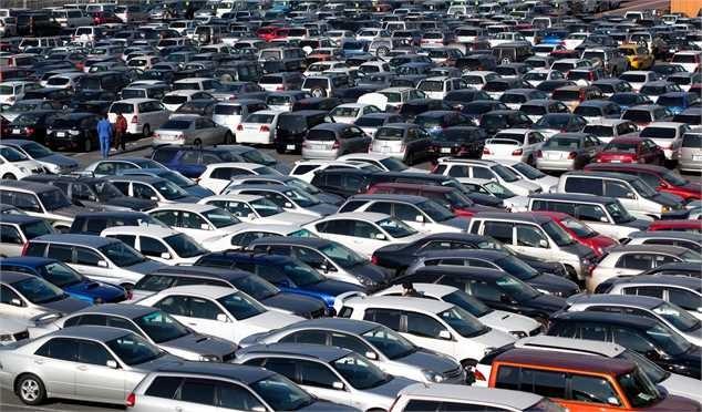 باخت جمعی در بازار خودرو