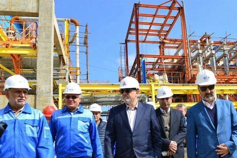 Masjed Soleyman Ammonia Plant Online by Mid-2020