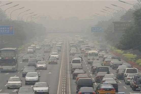 آلودگی هوای تهران برای برخی مناطق به «وضعیت بحران» رسید