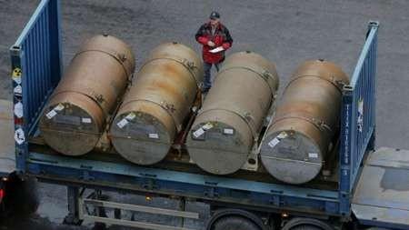 روسیه: انتقال اورانیوم غنی شده از ایران به روسیه به پایان رسید