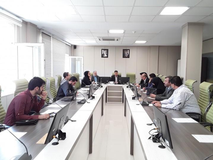 پنجاه و یکمین جلسه کمیسیون صادرات در حال برگزاری است