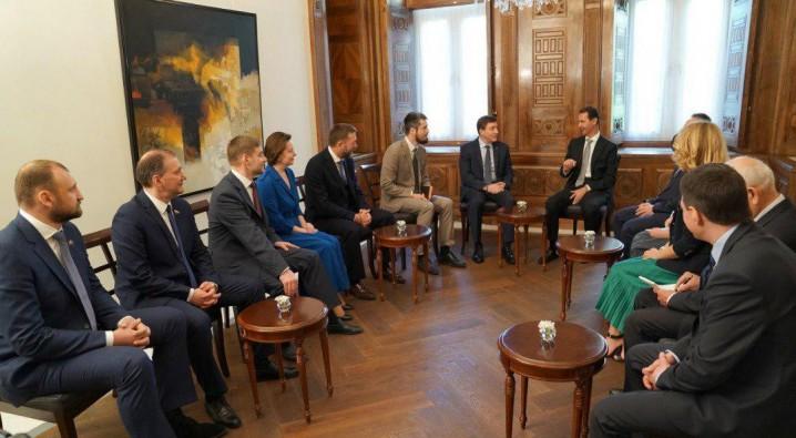 اسد: کشورهای متجاوز به دنبال گمراهی افکار عمومی هستند