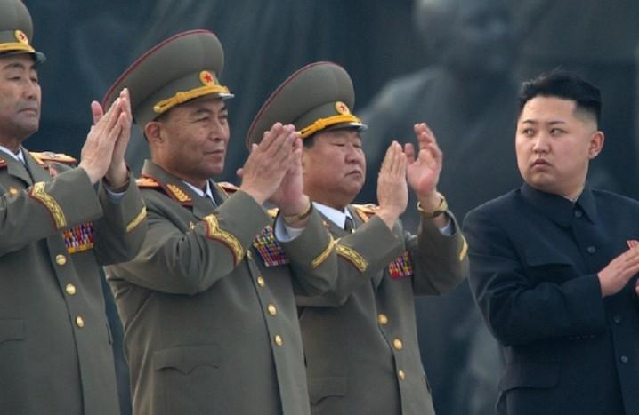 بازی بزرگ کره شمالی