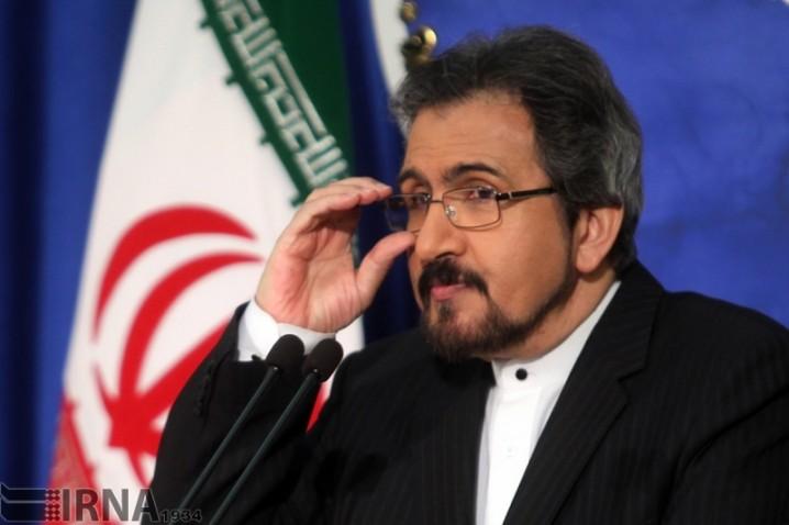 قاسمی: ایران اسیر فشارهای آمریکا نخواهد شد