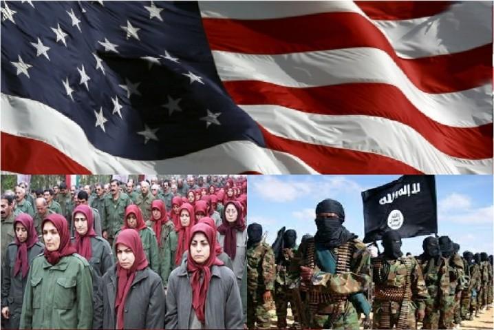 بازگشت منافقین همزمان با فعال شدن تروریستهای جدید در عراق