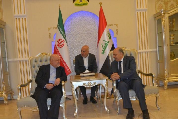 زنگنه در بغداد؛ نفت و انرژی حوزه همکاری راهبردی ایران و عراق