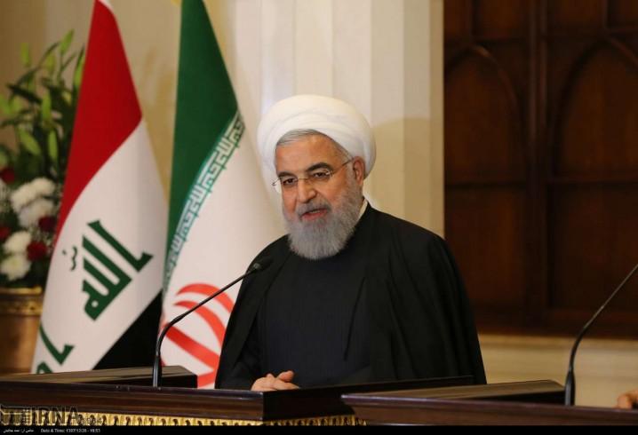 روحانی: سفر اخیر به عراق نقطه عطفی در روابط دو کشور است