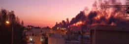 عربستان حمله پهپادی به شرکت نفتی آرامکو را تایید کرد