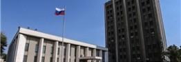 حمله خمپارهای به نزدیکی سفارت روسیه در دمشق