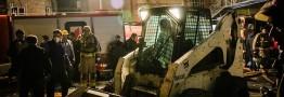 عاملان انفجار و حریق واحد مسکونی مشهد دستگیر شدند