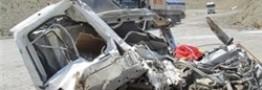 تصادف در محور قم - اراک ۶ کشته بر جای گذاشت