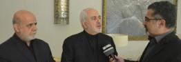 ظریف: انتخاب ایران صلح و آرامش برای همه است