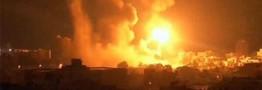 حمله موشکی رژیم صهیونیستی به خاک سوریه