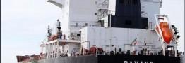 کشتی ایرانی پس از سوخت گیری آبهای برزیل را ترک کرد