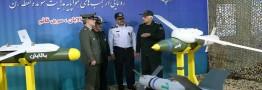 وزیر دفاع از بمب های هوشمند هدایت شونده رونمایی کرد
