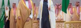 سفر غیر منتظره ولیعهد ابوظبی به ریاض و گفت وگو درباره ایران