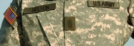 یونیفرم و فرم نظامیان آمریکایی در عراق عوض می شود