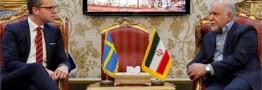 زنگنه: همکاری ایران و سوئد در بخش پتروشیمی و بهینهسازی مصرف انرژی