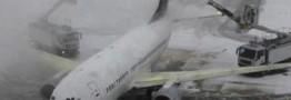 لغو پروازهای فرودگاه مهرآباد
