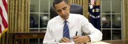 متن کامل نامه اوباما به روسای دو مجلس