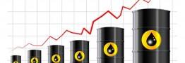 قیمت نفت ۱/۲ دلار بالا رفت