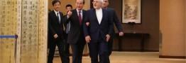 مقامهای چینی و ژاپنی در ارتباط با برجام به ظریف چه گفتند؟