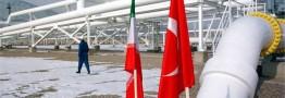 صادرات روزانه ۲۷ میلیون مترمکعب گاز ایران به ترکیه/ آماده ارسال گاز به عراق هستیم