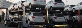 پیش فروش غیرقانونی خودروهای وارداتی