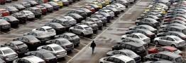 تبادل سهم تولیدکنندگان خودرو در بازار