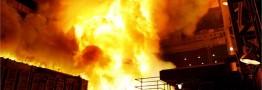بیمه ایران خسارت مالی حادثه آتش سوزی پالایشگاه تهران را جبران می کند