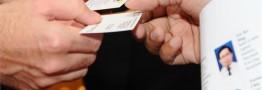 پشت پرده کارت های بازرگانی یکبار مصرف