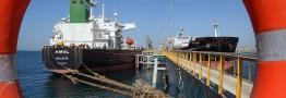رکورد صادرات نفت ایران در ماه گذشته