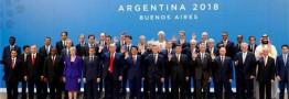 آغاز اجلاس سران گروه 20 در سایه اختلافهای سیاسی و تجاری