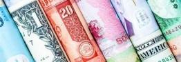 رشد نرخ رسمی یورو و ۲۷ ارز دیگر