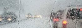 باد شدید و رگبار در تهران/ هوای نیمی از کشور بارانی است
